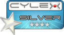 Cylex Silver Díj